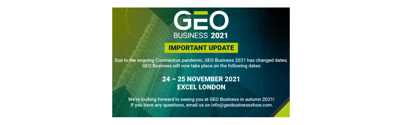 Geobusiness 2021