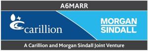 A6MARR Logo